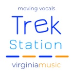 Trek Station - Virginiamusic Logo