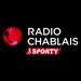 Radio Chablais - Sporty Logo