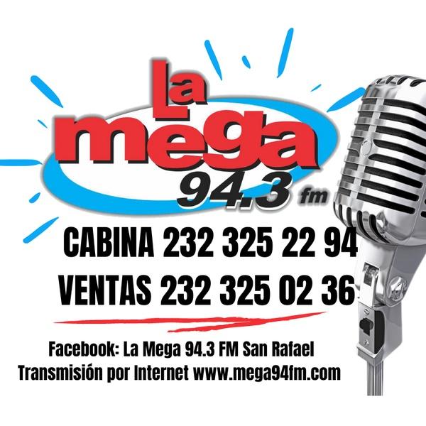 La Mega 94.3 FM - XEVO