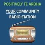 Positively Te Aroha Community Radio Logo