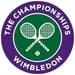 Wimbledon No.1 Court Radio  Logo
