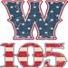 Your Country W105 - KWMW Logo