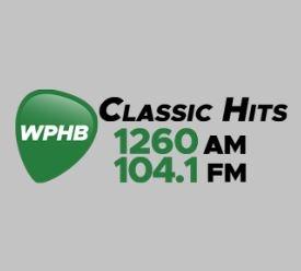 1260 AM/104.1 FM WPHB
