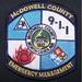 McDowell County, NC Fire, EMS Logo