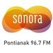 Radio Sonora Pontianak Logo