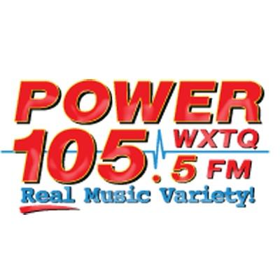 WXTQ Power 105.5 FM - WXTQ