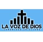 La Voz de Dios Comunidad Cristiana Logo