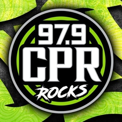 97.9 CPR Rocks - WCPR-FM