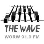 91.9 The Wave - WORW Logo