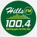 Hills FM 100.4 Logo