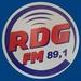 Rádio Difusora de Guararapes Logo