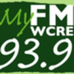 MyFM 93.9 - WCRE Logo