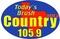 Today's Brush Country - KUKA-FM Logo