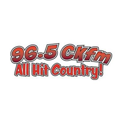 96.5 CKFM - CKLJ-FM