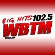 102.5 WBTM - WTBM