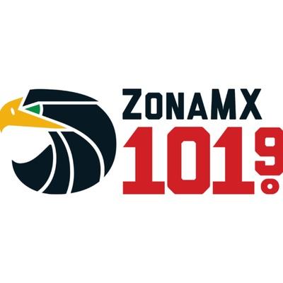 Zona MX 101.9 FM - KSCA