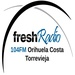 Fresh Radio Spain - Costa Blanca South Logo
