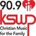 90.9 KSWP - KWSP Logo