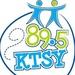 89.5 KTSY - KGSY Logo