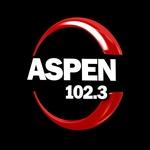 Aspen 102.3 Logo