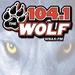 104.1 The Wolf - WNAX-FM