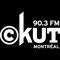 90.3 CKUT - CKUT-FM Logo