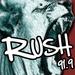 Rush 91.9 FM - WRLN Logo