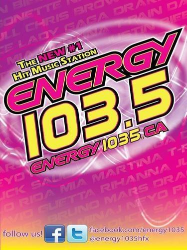Energy 103.5 - CKHZ