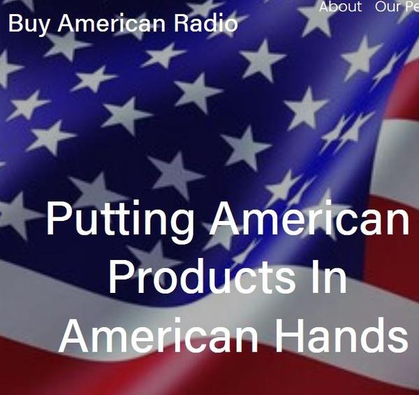 Buy American Radio