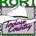 Today's Country FM AM - KORT-FM Logo