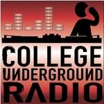 College Underground Radio - Rock-Country-Metal Underground Music Channel Logo