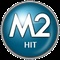 M2 Radio - M2 Hit Logo