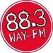 WAY-FM - WAYP Logo