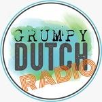 Grumpy Dutch Radio (GDR) Logo