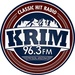 Rim Country Radio - KRIM-LP Logo