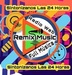 Radio Web Remix Music Logo