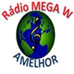 Rádio MEGA W Logo
