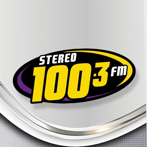 Stereo 100.3 FM - XHSD