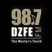 98.7 DZFE-FM - DZFE Logo