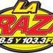 La Raza - KTJM Logo