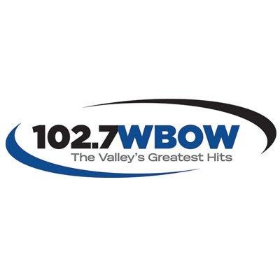 102.7 WBOW - WBOW