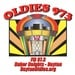 Oldies 97.3 - WSWO-LP Logo