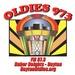 Oldies 97.3 - WSWO-LP Logo