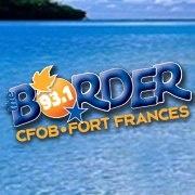 93.1 The Border - CFOB-FM