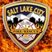 Salt Lake City Fire and EMS Logo