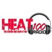 Heat 100 Radio Logo