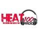 Heat 100 Radio Logo