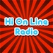 Hi On Line Radio - Latin Logo