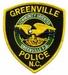 Greenville, NC Police Logo