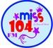 Miss 104 FM Logo